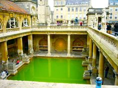 TOUCH this image: Bath House Thinglink Project by dustin