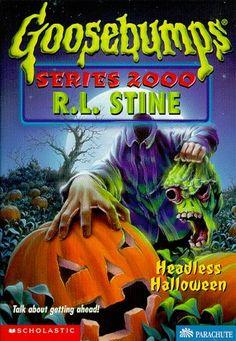 Headless Halloween (Goosebumps Series 2000, #10)