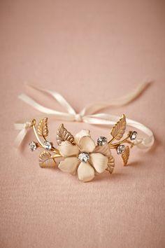 Pretty Floral Bracelet