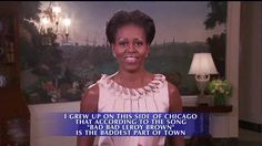 South side of Chicago.  If it breeds those like her, I'll never visit.