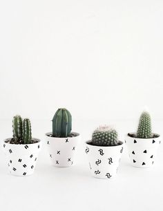 DIY- Mini Patterned