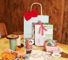 Workshop DIY Gifts & Packaging!