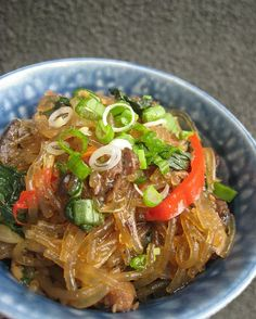 Various Jap Chae recipe