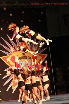 cheerleading | Rachel C Ward Photography rachelcwardphotography@gmail.com