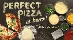 Learn how to make fantastic Homemade Pizza with this FREE online class from Craftsy!
