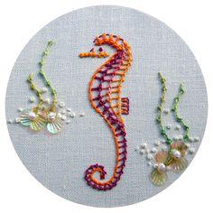 Palestrina stitch |