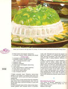 Avocado Turkey Crown.