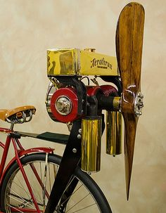 Propelled- could this really work and DANG i wouldn't want a handicap ;-)