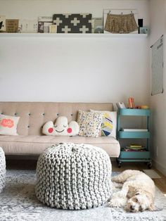 This section of a room please!