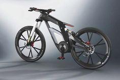 e-tron bike by Audi :)