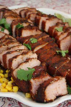 My Sweet Savannah~tequila lime pork tenderloin recipe
