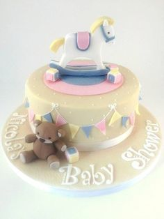 Rocking Horse Baby Shower