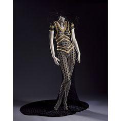 evening dresses, 19901999 dress, julien macdonald, evenings