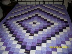 crown royal quilt. interesting