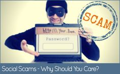 How many social scam
