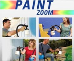 With your Paint Zoom