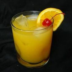 Amaretto Sweet and Sour