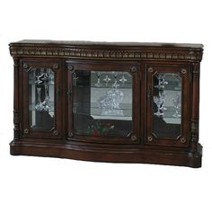 Buffets And Curio Cabinets On Pinterest Curio Cabinets