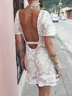 the back is perfect