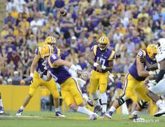 Photo Gallery: Football vs. ULM - LSUsports.net - The Official Web Site of LSU Tigers Athletics