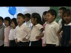 Montessori Song - don't know how I'd use this... but too cute!!!
