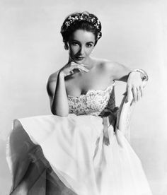 Happy Birthday, Elizabeth Taylor! See photos of the late actress's timeless beauty.