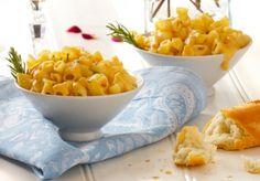 Sweet Potato Mac 'N' Cheese