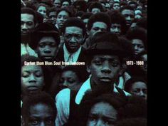 Darker Than Blue - Ghetto Funk (+playlist)