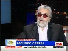 C5N: MUNDO CASELLA - FACUNDO CABRAL - PARTE 2