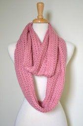 long infin, infinity scarfs, scarves, pink, infin loop