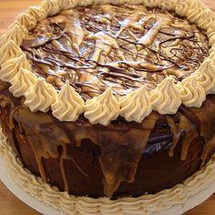Snicker Cake Recipe