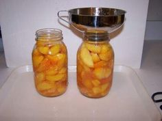 How to can your own homemade peaches (complete directions with photos)
