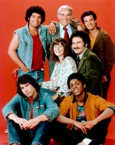 Mr. Kotter and the gang