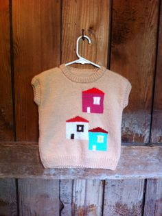 knit house sweater