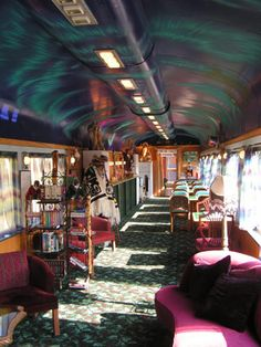 aurora express, bed, alaska, auroraexpress, fairbank, travel, uniqu hotel, trains, hotels