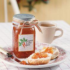 Carrot Cake Jam | MyRecipes.com