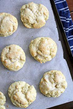 Buttermilk Ranch Biscuits
