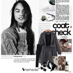 """""""..coats in autumn..."""" by pillef on Polyvore"""