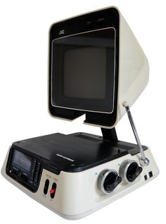 JVC Video Capsule (TV/Radio).