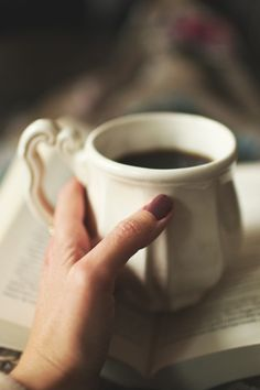 'Perfect Cup for Coffee ... '     ~