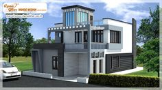 Modern Duplex House Design in 150m2 (10m X 15m)  An Online Complete Architectural Solution Provider Company Click this link to view more details - http://www.apnaghar.co.in/search-results.aspx