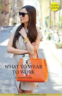 21 Of The Best Summer Outfits For Work