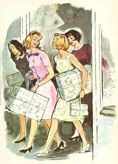 Albert Chazelle, illustrator of the French version of Nancy Drew novels