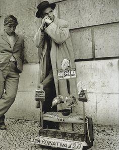 Eduardo Gageiro - A Sina Pensativa, Portugal, 1960.
