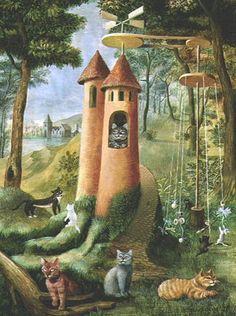 El Paraiso de los Gatos