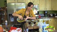 Shoshanna's Kitchen - Episode 62 - Bath Scrubs, via YouTube.