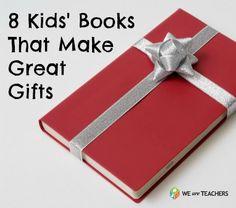 8 Kids' Books That Make Great Gifts #FLVS #lovinliterature