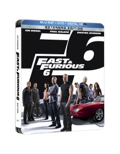 Fast & Furious 6 Blu-Ray/DVD -  A portion of the proceeds from the Blu-Ray/DVD release of Fast & Furious 6 will be donated to Paul Walker's charity, Reach Out Worldwide, which helps accelerate relief efforts after natural disasters. www.roww.org