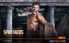 Season 3 - Vengeance (And a new Spartacus)