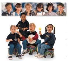 Little Hands Music - Early Childhood Music Program